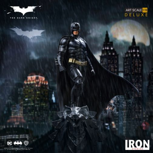 Iron Studios - The Dark Knight - Batman - 11