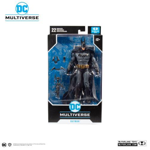 McFarlane Toys - DC Multiverse - Batman Arkham Asylum - Batman - 01