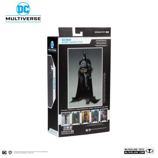 McFarlane Toys - DC Multiverse - Batman Arkham Asylum - Batman - 03