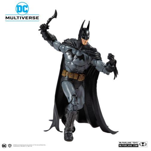 McFarlane Toys - DC Multiverse - Batman Arkham Asylum - Batman - 08