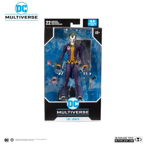 McFarlane Toys - DC Multiverse - Batman Arkham Asylum - Joker - 01