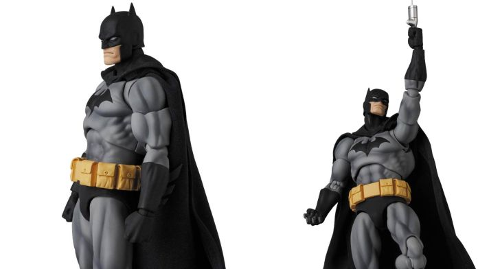 Medicom - MAFEX - Batman Hush - Black and Gray Suit - Featured - 01