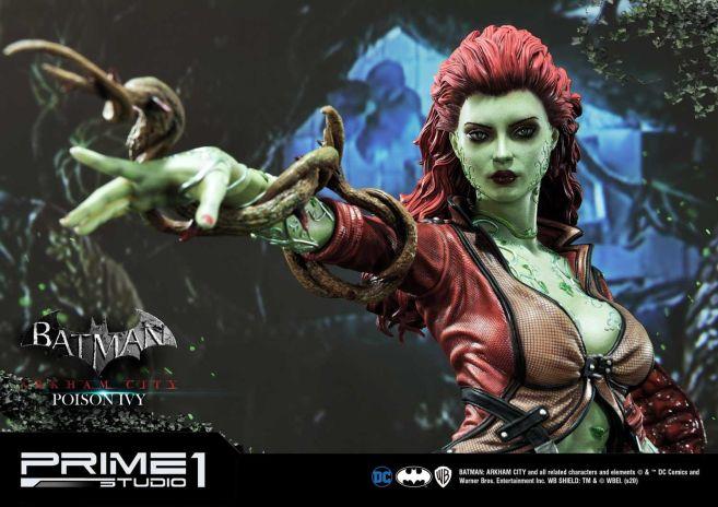 Prime 1 Studio - Batman Arkham City - Poison Ivy - 0108