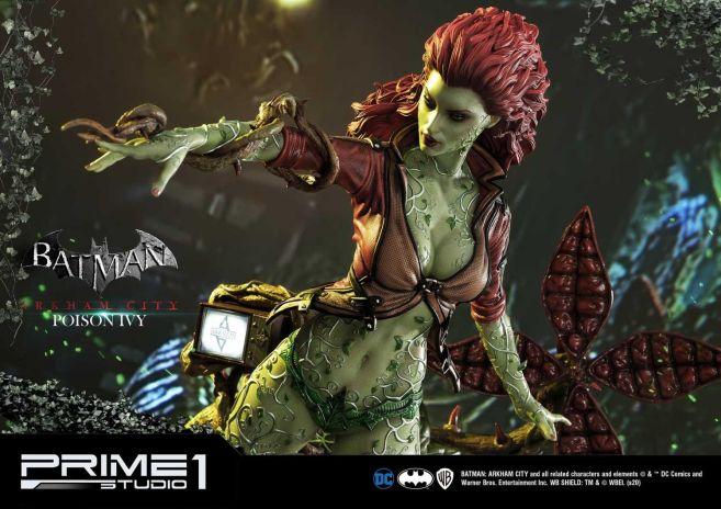 Prime 1 Studio - Batman Arkham City - Poison Ivy - 0118