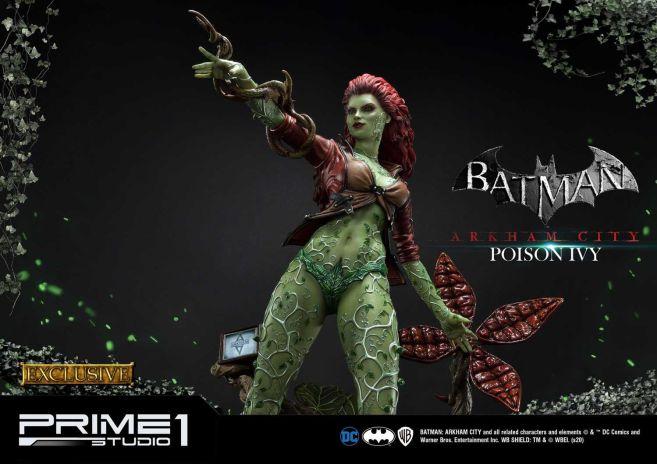 Prime 1 Studio - Batman Arkham City - Poison Ivy - 0128
