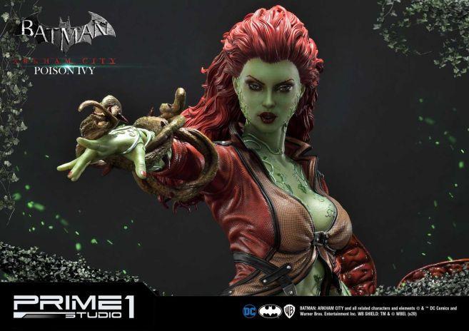 Prime 1 Studio - Batman Arkham City - Poison Ivy - 0149