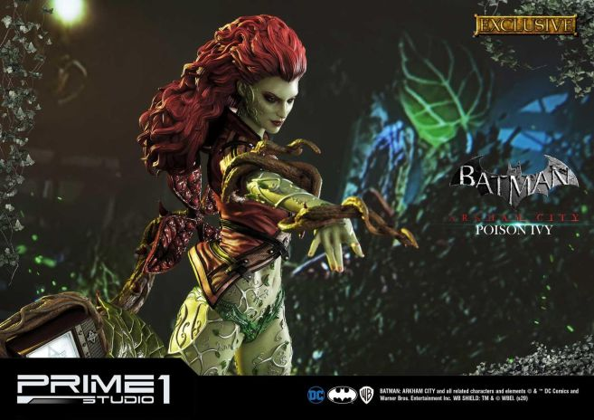 Prime 1 Studio - Batman Arkham City - Poison Ivy - 0164