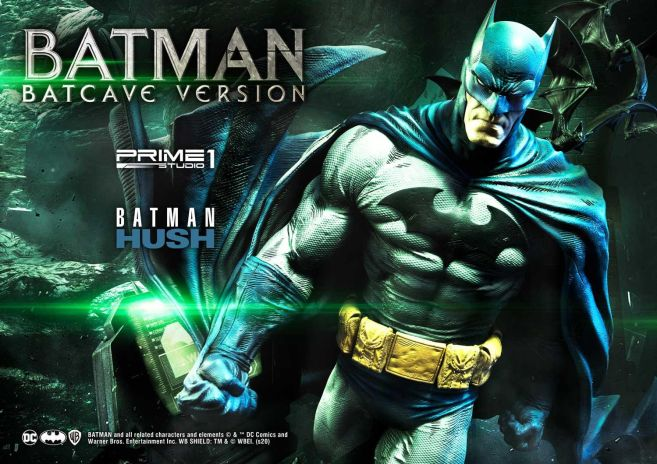 Prime 1 Studio - Batman - Batcave Version - 08