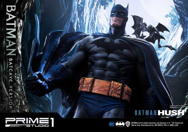 Prime 1 Studio - Batman - Batcave Version - 11
