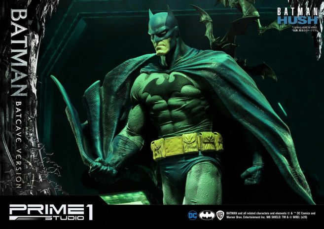 Prime 1 Studio - Batman - Batcave Version - 36