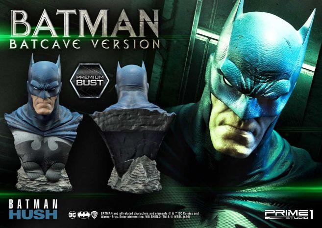 Prime 1 Studio - Batman - Batcave Version Bust - 07