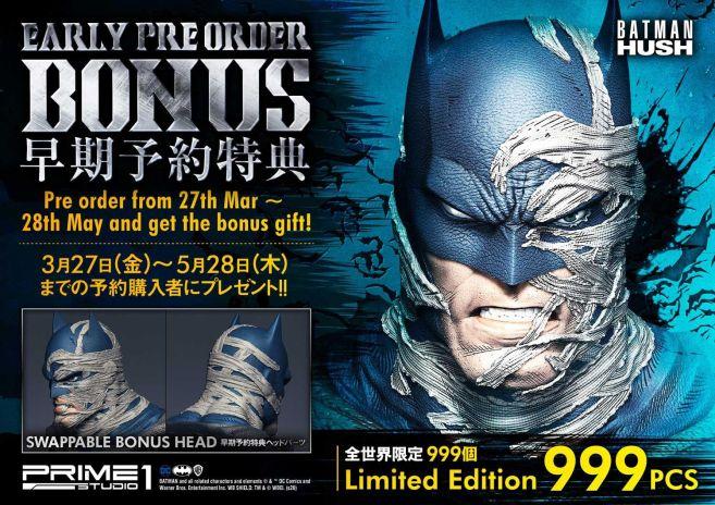 Prime 1 Studio - Batman - Batcave Version Deluxe - 01