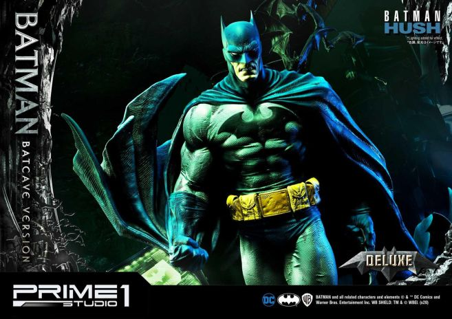 Prime 1 Studio - Batman - Batcave Version Deluxe - 05