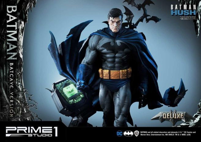 Prime 1 Studio - Batman - Batcave Version Deluxe - 42
