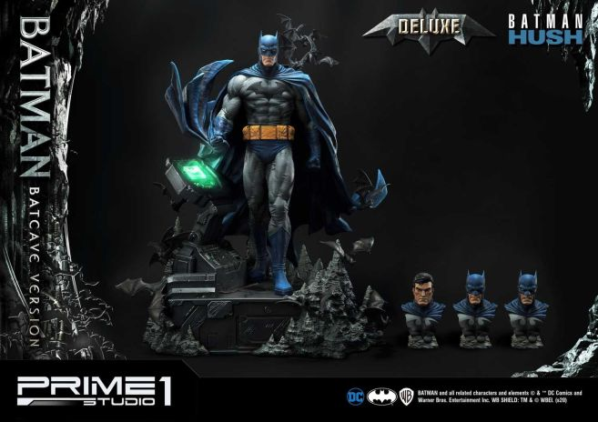 Prime 1 Studio - Batman - Batcave Version Deluxe - 55