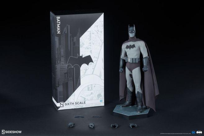 Sideshow - Batman - Noir Version - 14