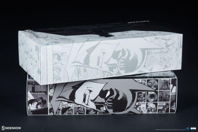 Sideshow - Batman - Noir Version - 19