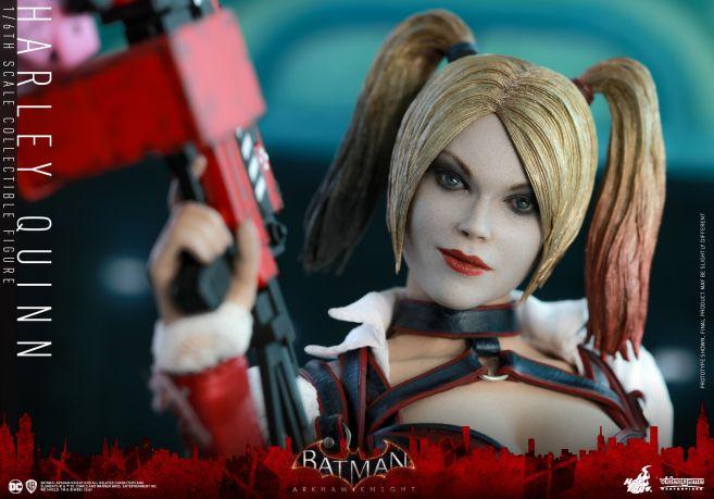 Hot Toys - Arkham Knight - Harley Quinn - 03