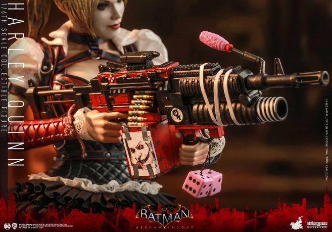 Hot Toys - Arkham Knight - Harley Quinn - 09