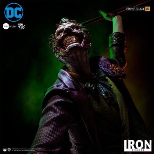 Iron Studios - The Joker - 1-3 Scale - 05