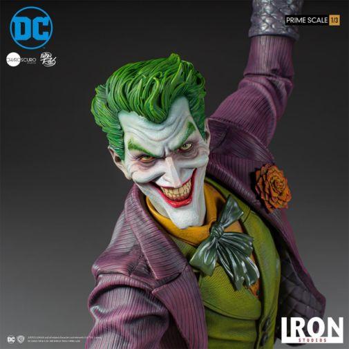 Iron Studios - The Joker - 1-3 Scale - 17