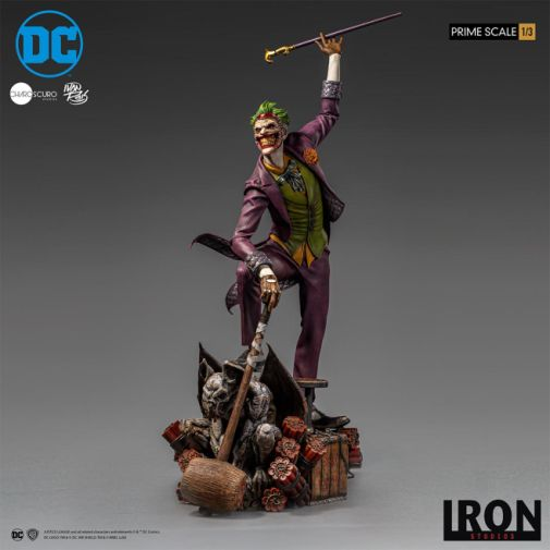 Iron Studios - The Joker - 1-3 Scale - 23