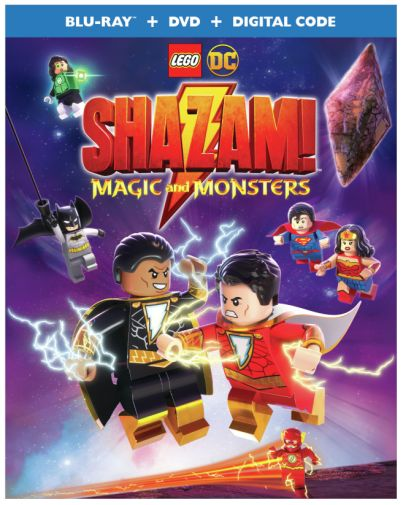 LEGO - Shazam Magic and Monsters - Covers - 02