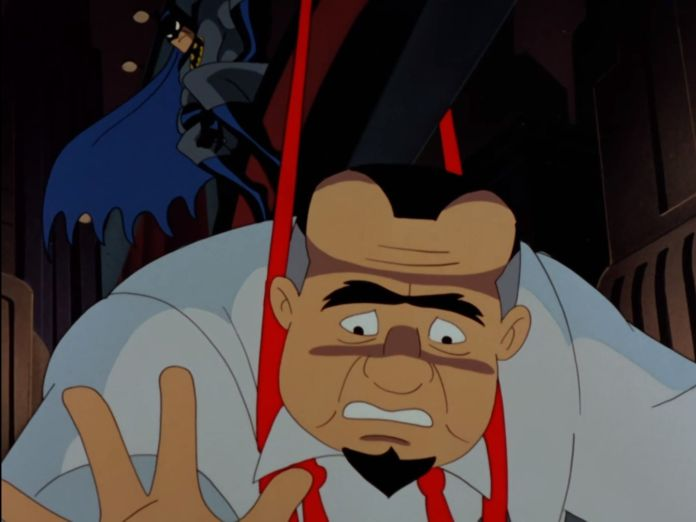 Batman The Animated Series Rewatched