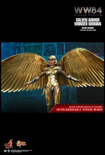 Hot Toys - Wonder Woman 1984 - Golden Armor - 05