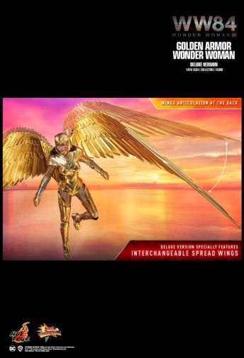 Hot Toys - Wonder Woman 1984 - Golden Armor - 10
