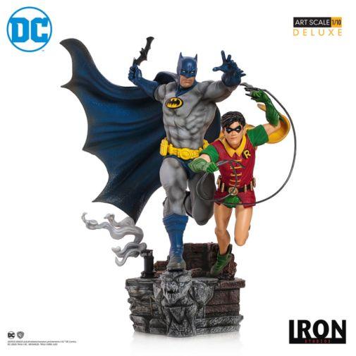 Iron Studios - Batman - Batman and Robin Diorama - 04