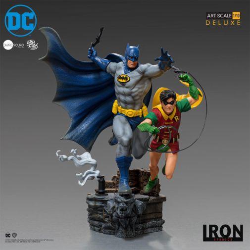Iron Studios - Batman - Batman and Robin Diorama - 05
