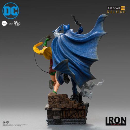 Iron Studios - Batman - Batman and Robin Diorama - 07