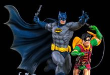 Iron Studios - Batman - Batman and Robin Diorama - BMN - Featured - 01