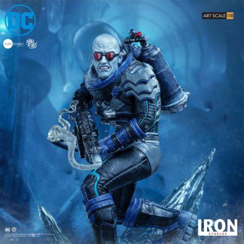 Iron Studios - Mr Freeze - Art Scale - 01