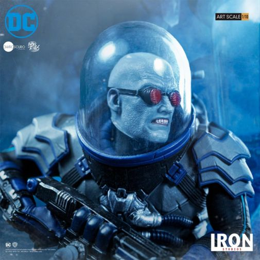 Iron Studios - Mr Freeze - Art Scale - 02