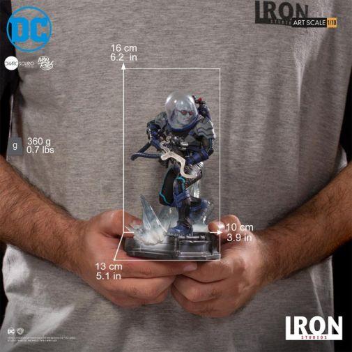 Iron Studios - Mr Freeze - Art Scale - 15