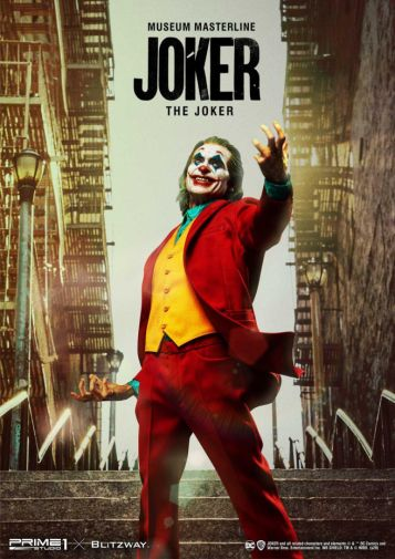 Prime 1 Studio - Joaquin Phoenix - Joker - 01