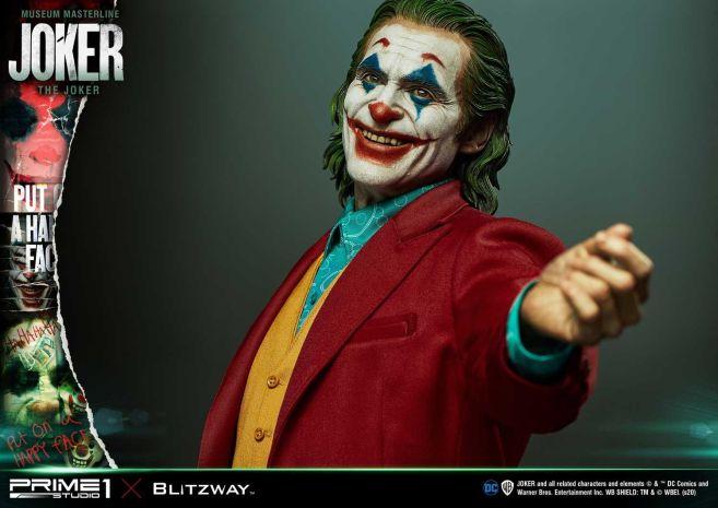 Prime 1 Studio - Joaquin Phoenix - Joker - 105