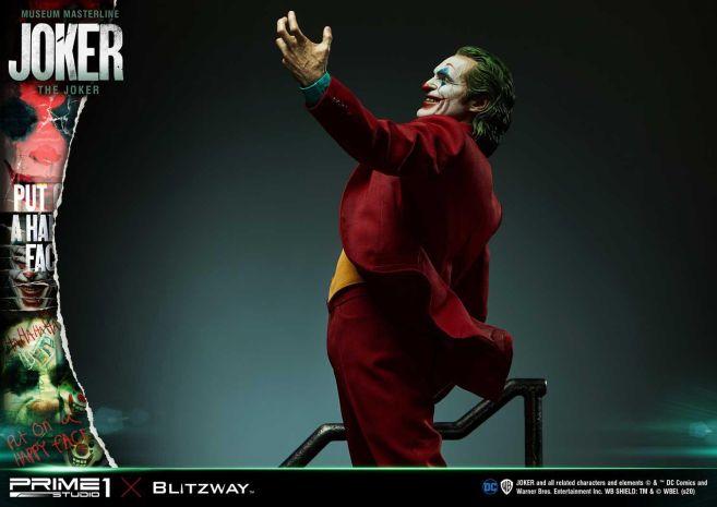 Prime 1 Studio - Joaquin Phoenix - Joker - 109