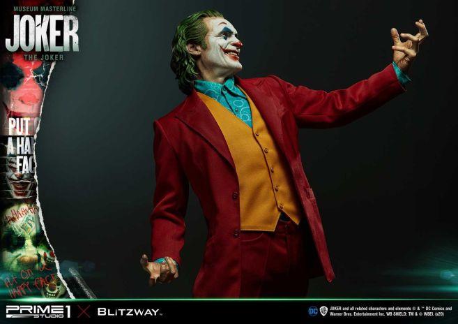 Prime 1 Studio - Joaquin Phoenix - Joker - 114