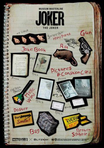 Prime 1 Studio - Joaquin Phoenix - Joker - 14