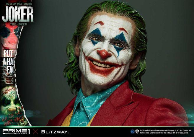 Prime 1 Studio - Joaquin Phoenix - Joker - 24