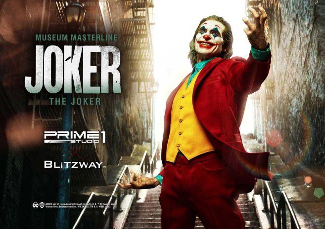 Prime 1 Studio - Joaquin Phoenix - Joker - 27