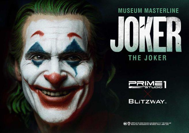 Prime 1 Studio - Joaquin Phoenix - Joker - 35