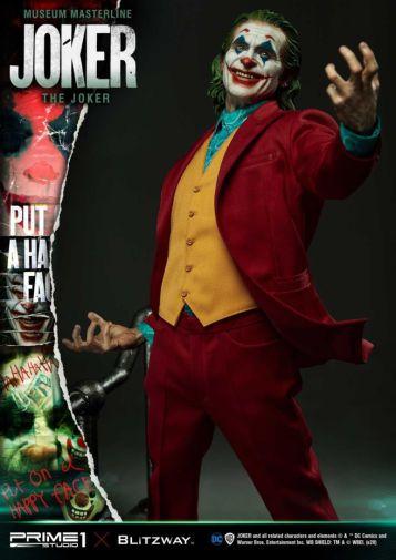 Prime 1 Studio - Joaquin Phoenix - Joker - 44
