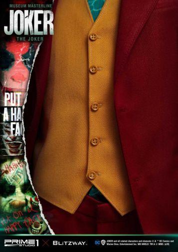 Prime 1 Studio - Joaquin Phoenix - Joker - 75