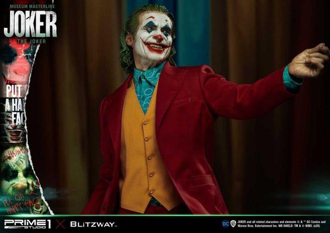 Prime 1 Studio - Joaquin Phoenix - Joker - 81