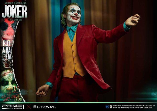 Prime 1 Studio - Joaquin Phoenix - Joker - 85