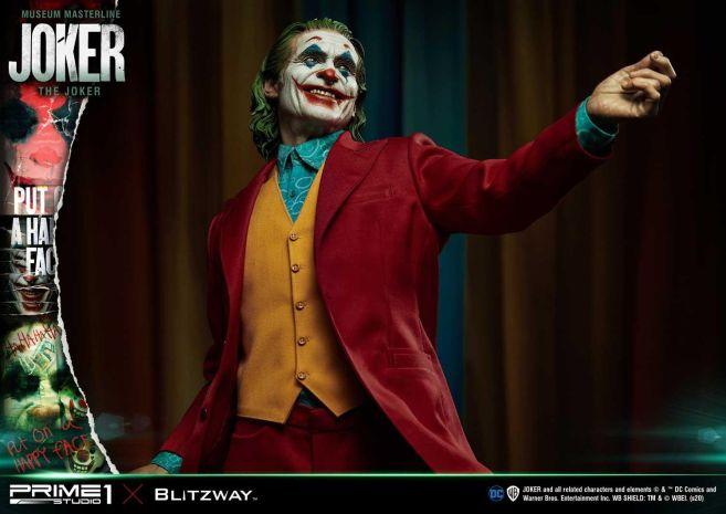 Prime 1 Studio - Joaquin Phoenix - Joker - 87